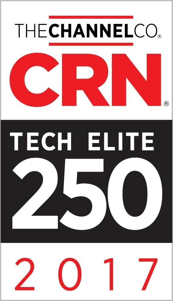 Mosaic451 was named one of CRN's 2017 Tech Elite Solution Providers - an annual list recognizing IT solution providers with deep technical expertise and premier certifications