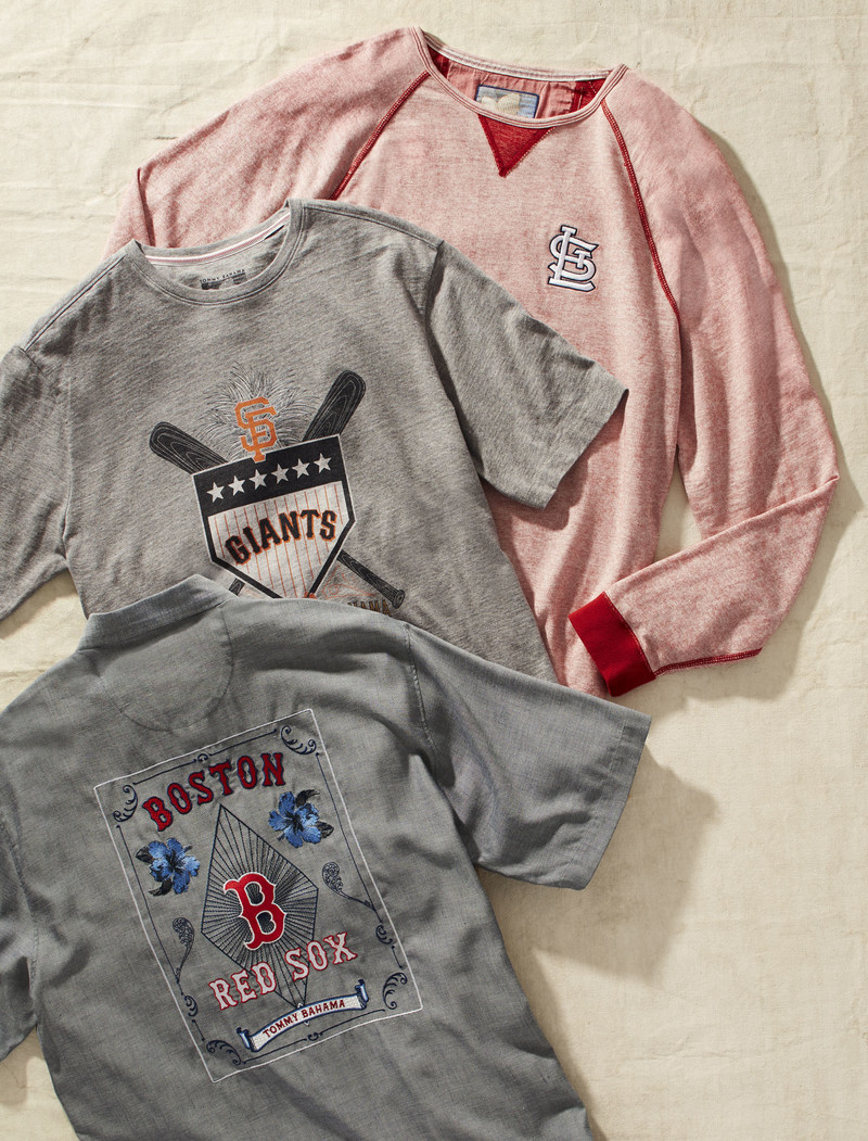 Tommy Bahama 2017 MLB Collection