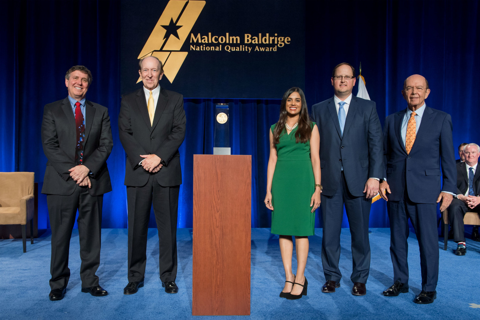 the foundation of the malcolm baldrige national quality award  of examiners for the 2014 malcolm baldrige national quality award  the  foundation for the quality council of its national trade association,.