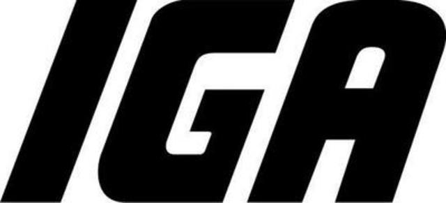 LOGO : IGA (Groupe CNW/IGA)
