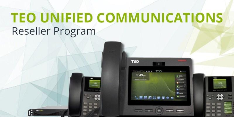 Teo Announces Compelling Reseller Program