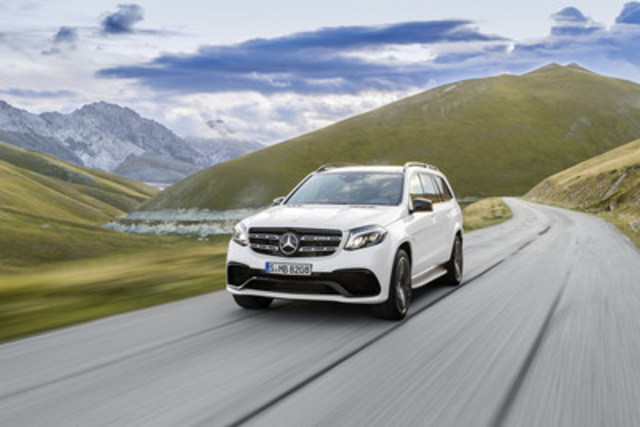 March was the best-ever sales month for Mercedes-AMG vehicles, with 1,011 units retailed representing a growth of 46.7% over March 2016. Year-to-date, this brings the total number of Mercedes-AMG units delivered to a record-breaking 2,496 (+87.4%). (CNW Group/Mercedes-Benz Canada Inc.)