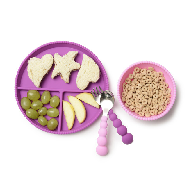Chewbeads releases stylish new silicone place settings for baby