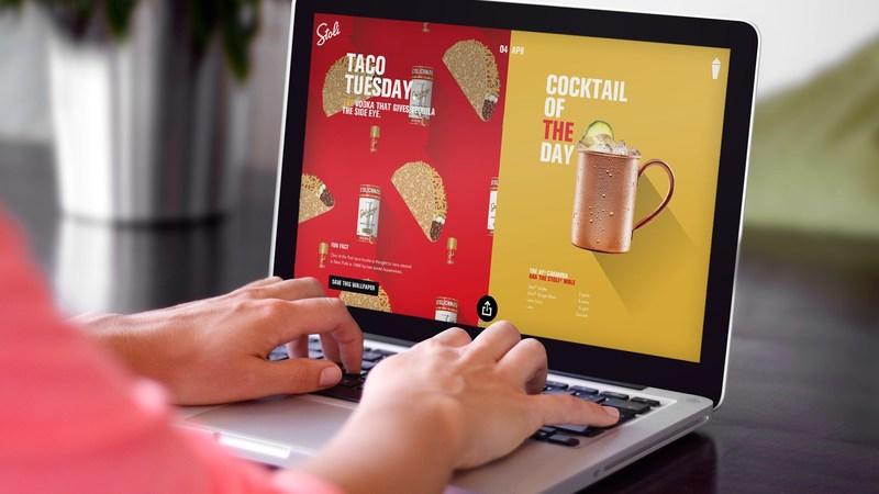 Stoli(R) Vodka Launches New Website.