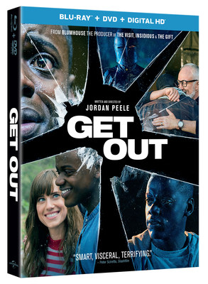 From The Mind Of Jordan Peele Comes The Record-Breaking Social Thriller With A 'Never-Before-Seen Alternate Ending: 'GET OUT'