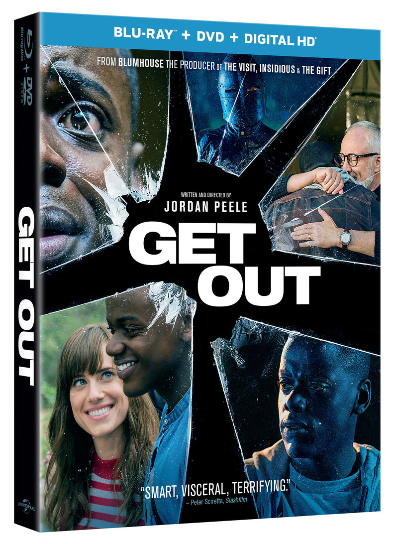 From Universal Pictures Home Entertainment: Get Out