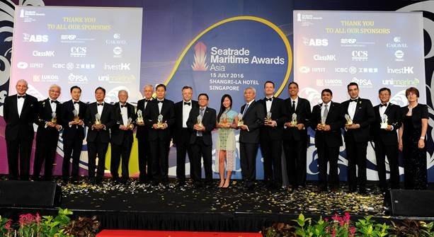 Αποτέλεσμα εικόνας για Seatrade Awards 2017 winners announced