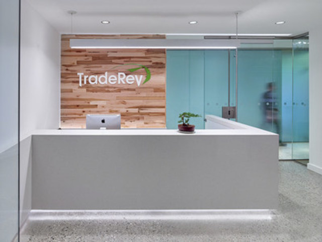 TradeRev headquarters located in Toronto, Ont. (CNW Group/TradeRev)