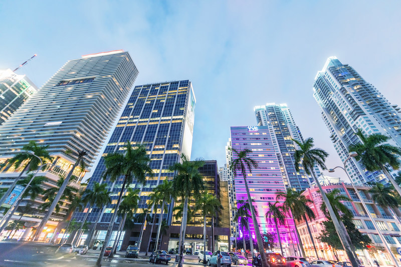 Located in the beautiful Downtown Miami