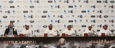 ADWPJJC 2017 - Second Press Conference (PRNewsFoto/UAE Jiu Jitsu Federation)