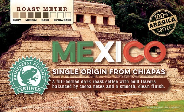7-Eleven, Inc. has introduced its second single-origin coffee, this time from the Chiapas growing region of Mexico. Rainforest Alliance Certified, the new premium, sustainable coffee is available exclusively at participating 7-Eleven stores.