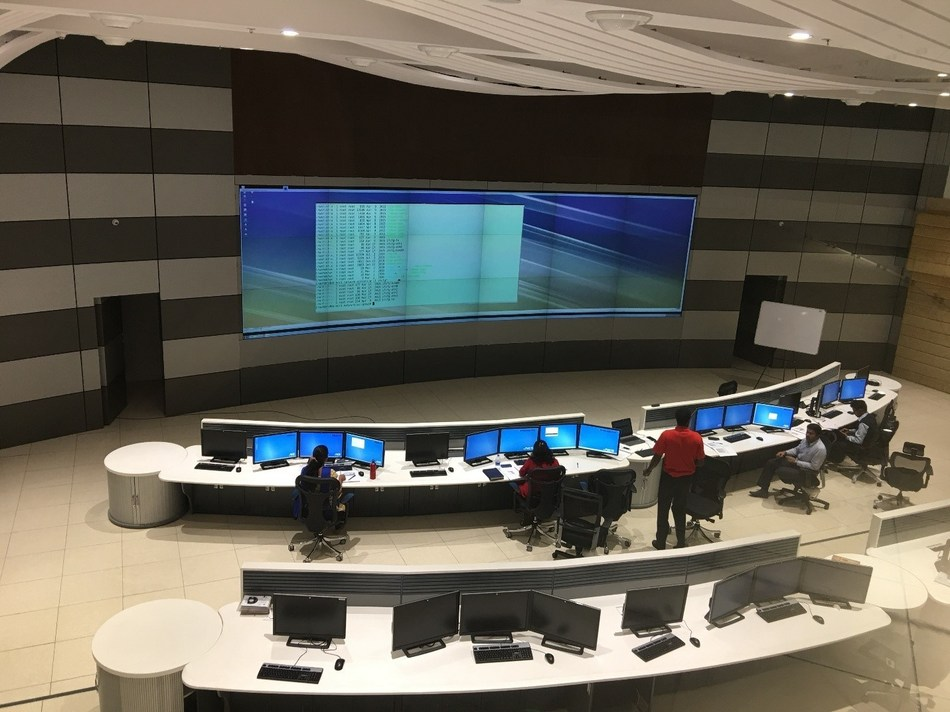 ADMS Main Control Center (duplicated at backup site)