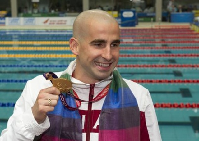 Benoit Huot (CNW Group/Commonwealth Games Association of Canada)