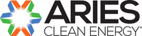 The new logo of Aries Clean Energy.
