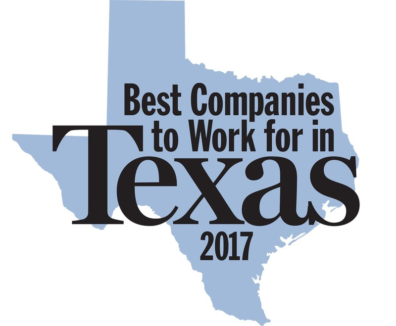 2017 Best Companies to Work for in Texas