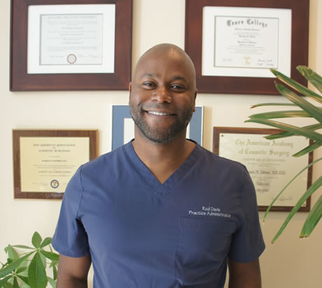 Meet our Pacific Lipo Practice Administrator, Rod Davis.