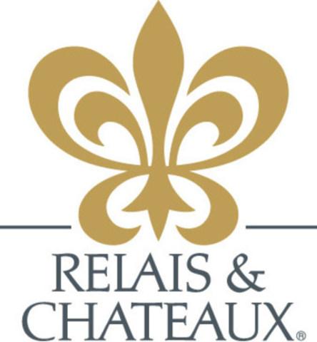 Logo : Grands Chefs Relais & Châteaux (Groupe CNW/Fondation de l''ITHQ)