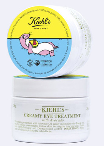 Kiehl's & the Canadian Wildlife Federation partner with Charlotte Cardin to support the sea otter (CNW Group/Kiehl's Since 1851)
