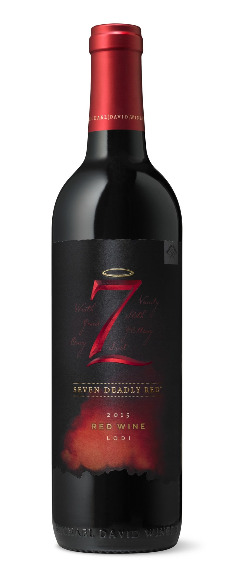 2015 7 Deadly Red