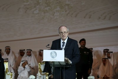Swiss physicist Daniel Loss receives prestigious award from King Salman of Saudi Arabia (PRNewsFoto/King Faisal International Prize)