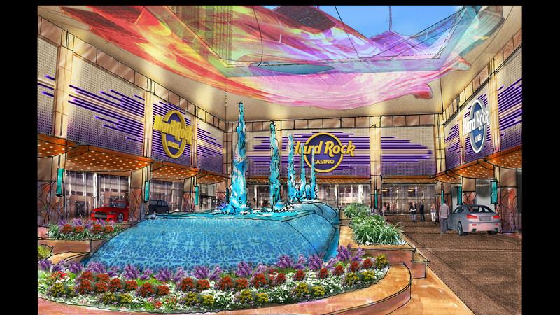 Details Revealed: Hard Rock Hotel & Casino Atlantic City