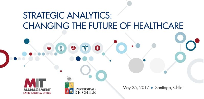 This conference, in collaboration with Universidad de Chile, applies MIT's expertise in analyzing massive data and optimizing complex systems to unravel the big, complicated underlying problems that plague the healthcare system. MIT brings to bear exciting new analytical tools and its signature strength in systems thinking to address health related problems. Visit https://www.mithealthcare2017.com/ for more information.