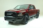 Ram Unveils New 2017 Rebel and Limited Options at Houston Auto Show