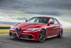 All-new 2017 Alfa Romeo Giulia Quadrifoglio Named Best