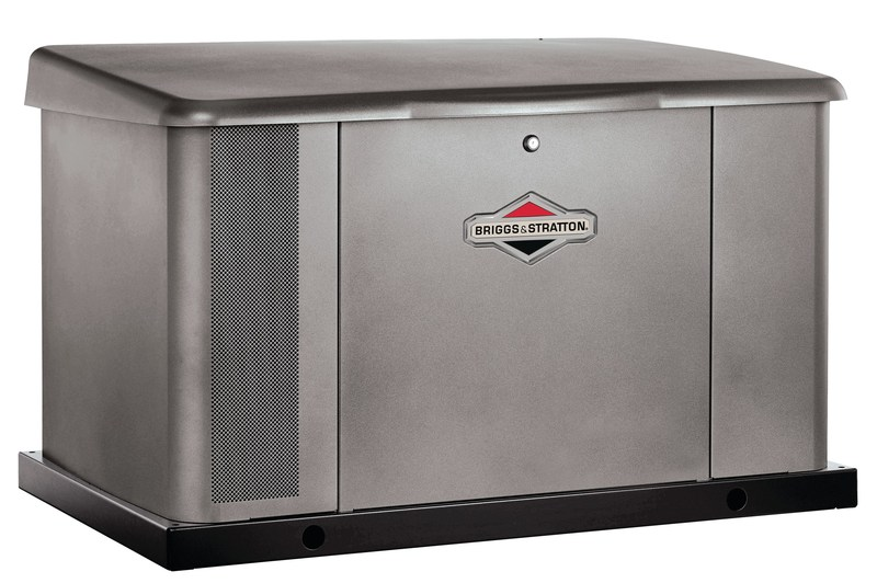 Briggs & Stratton Corporation introduces a new durable and corrosion-resistant aluminum enclosure for its standby generator systems.