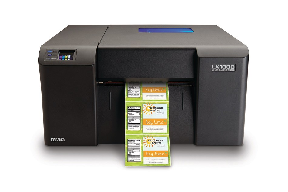 LX1000 Color Label Printer