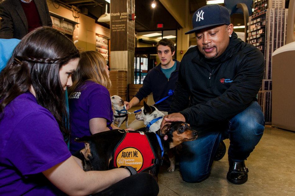The Petco Foundation, a leader and valued partner in animal welfare, today announced that award-winning entrepreneur Daymond John will be joining the organization's Board of Directors.