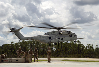 CH-53K helicopters approved for low-rate production