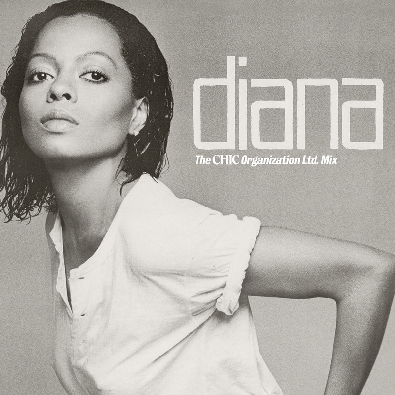 LEGENDARY 1980 DIANA ROSS ALBUM, 'DIANA - THE ORIGINAL CHIC MIX', GETS ITS FIRST-EVER VINYL RELEASE, ON TWO-45rpm DISCS, AVAILABLE NOW. Rare Tracks Previously Appeared On 2003 'diana: deluxe edition' CD release