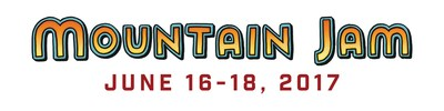 Daily Lineup Announced for the 13th Annual Mountain Jam Music Festival, 2017 Headliners Include Tom Petty and The Heartbreakers, Steve Miller Band and The String Cheese I