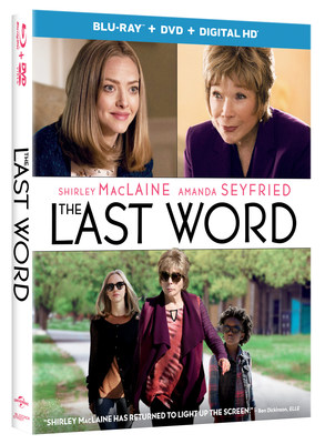 From Universal Pictures Home Entertainment: THE LAST WORD