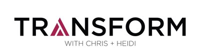 Celebrity Trainers Chris and Heidi Powell Launch Digital Platform 'TRANSFORM with Chris and Heidi'