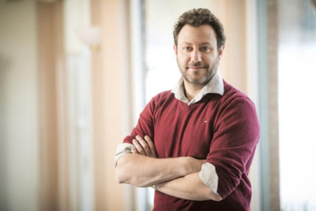Adam Rosso, Director of Project Development in Ontario at Boralex (CNW Group/Boralex Inc.)