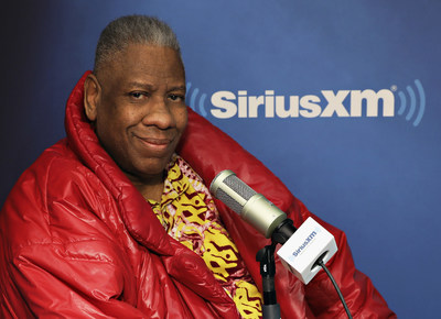 Andr' Leon Talley to Host New Weekly Talk Show Exclusively on SiriusXM