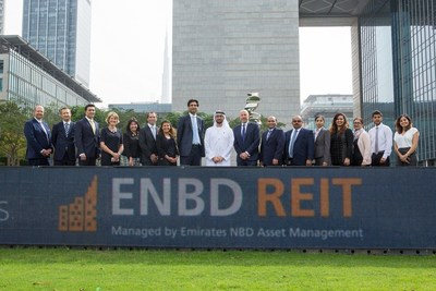 EMCAP - ENBD REIT Group Photo (PRNewsFoto/Emirates NBD Capital)