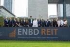 EMCAP - ENBD REIT Group Photo (PRNewsFoto/Emirates NBD Capital)
