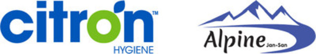Citron Hygiene Acquires Alpine Jan-San (CNW Group/Citron Hygiene)