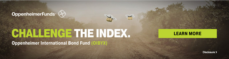 Challenge Perceptions: Digital banner ad depicts drones delivering groceries in Africa to illustrate how countries are investing in technology in unexpected ways.