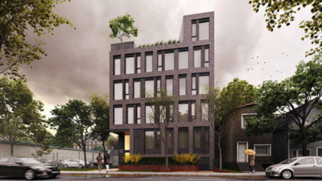 Surface Developments defies all odds in a stagnant condo market and sells out their Parkdale Market Lofts project in less than a day. (CNW Group/Surface Developments)