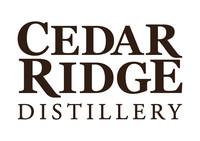 (PRNewsFoto/Cedar Ridge Distillery)