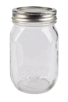 Ball(r) Smooth Sided Jars