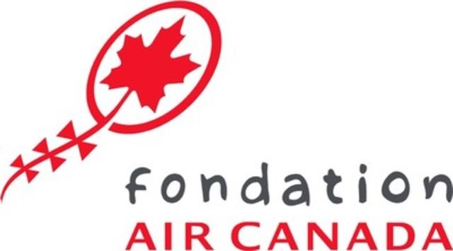 Logo: Fondation Air Canada (Groupe CNW/Village Monde)