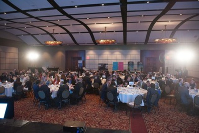 CanWEA announces annual award winners (CNW Group/Canadian Wind Energy Association)