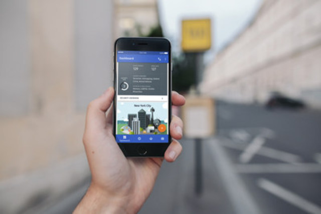 Travel Navigator™ unifies and showcases client's brands by integrating these services into one mobile experience. (CNW Group/Ingle International Inc.)