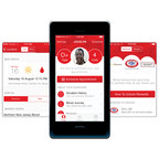 More than one million download Red Cross Blood Donor App to help save a life