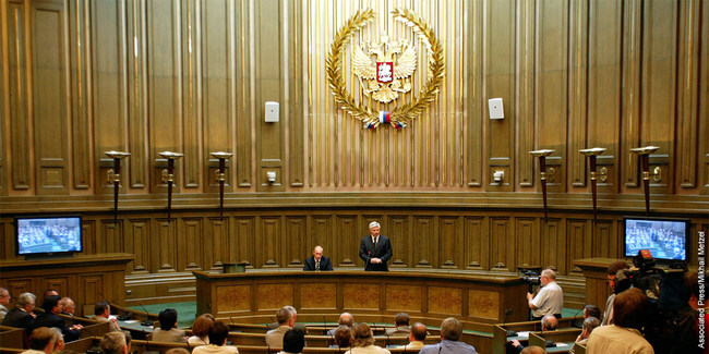 Russia's Supreme Court Begins High-Profile Case Against Jehovah's Witnesses